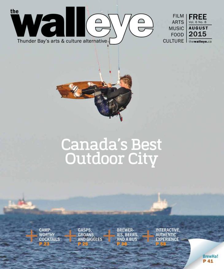 The Walleye Magazine