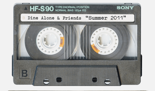 Dine Alone Records and Friends Summer Sampler