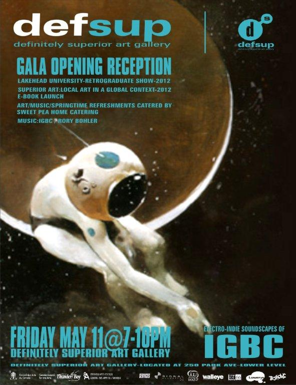 Definitely Superior Art Gallery's Gala Opening Reception