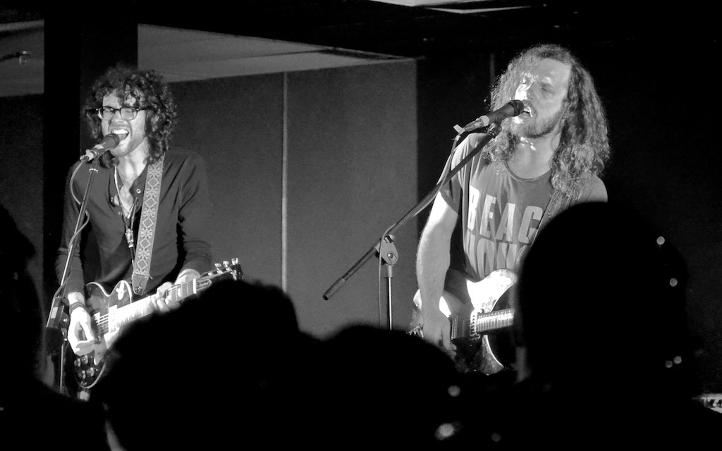 Triple Threat: Great Bloomers, Library Voices, Yukon Blonde