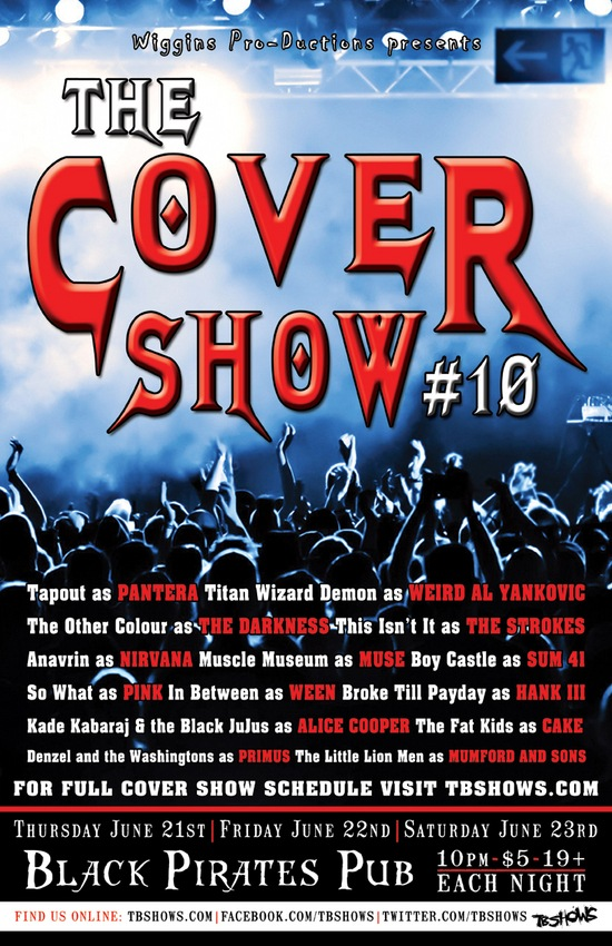 The Cover Show #10