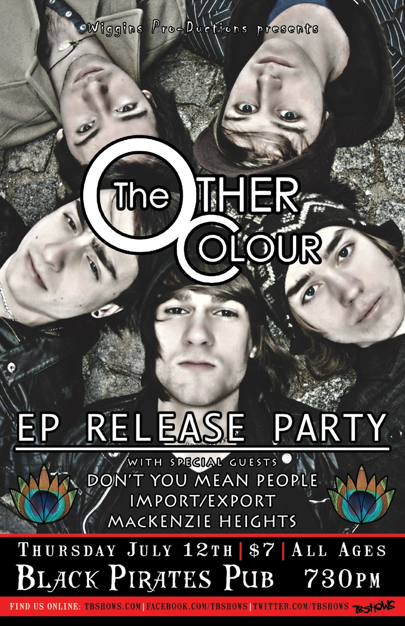 The Other Colour EP Release