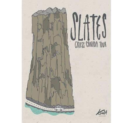 SLATES @ Outlet July 8