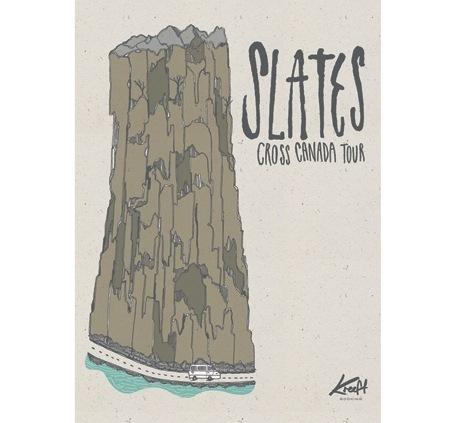 SLATES @ Outlet July 8