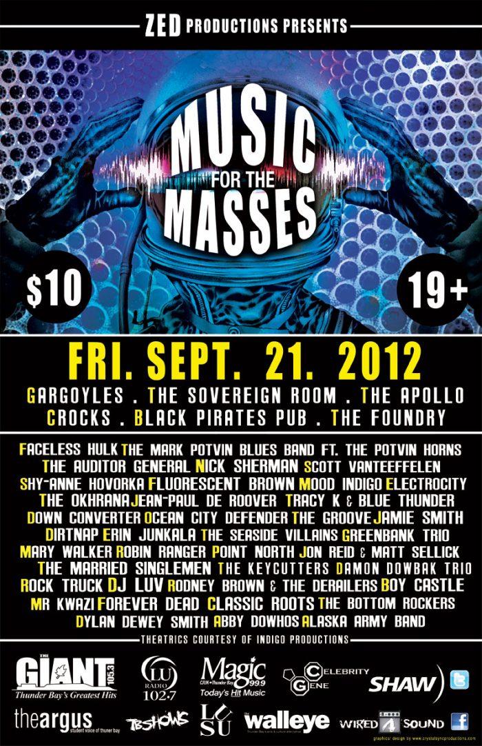 Music for the Masses V