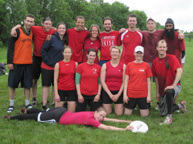 Thunder Bay Ultimate August League