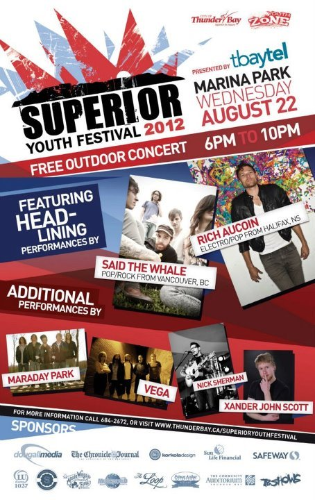 Superior Youth Festival 2012