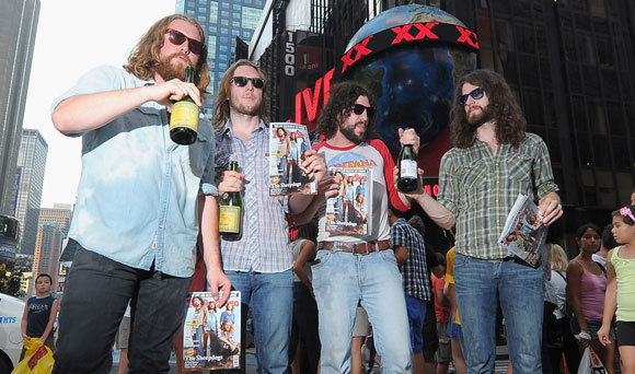 The Sheepdogs Announce Canadian Tour