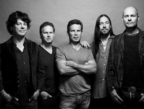The Tragically Hip 2013 Candian Tour