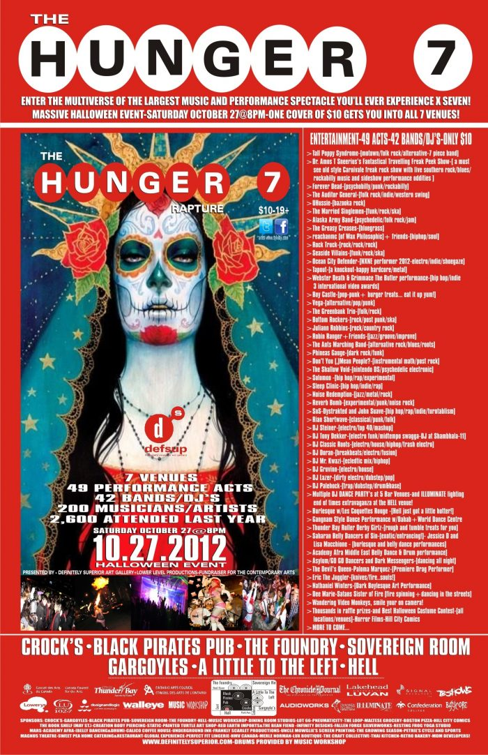 The Hunger 7