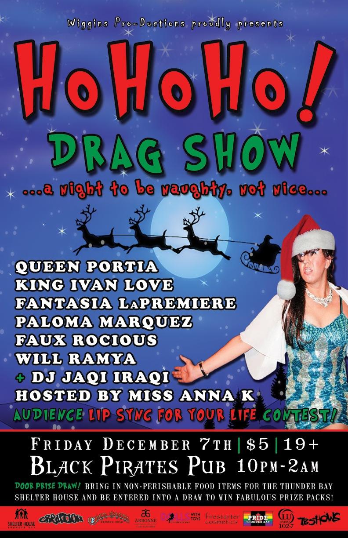 HoHoHo Drag Show