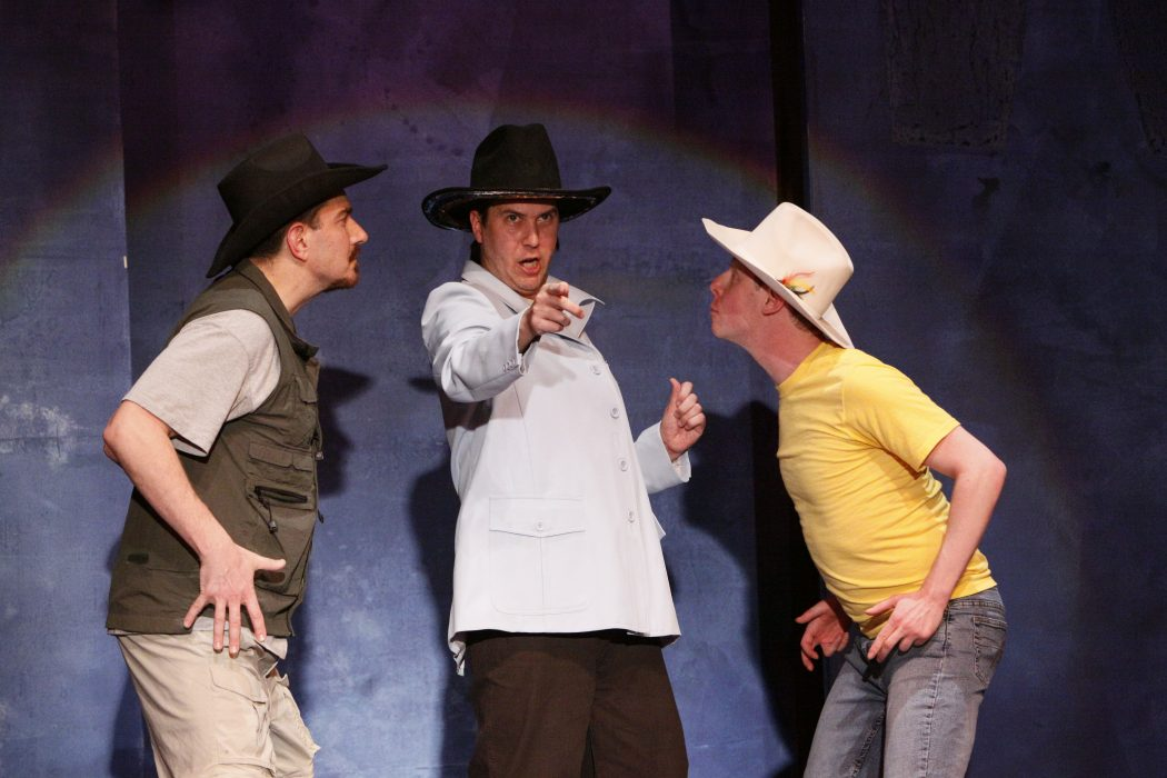 Magnus Theatre Brings the Silver Screen to the Main Stage with Completely Hollywood (Abridged)