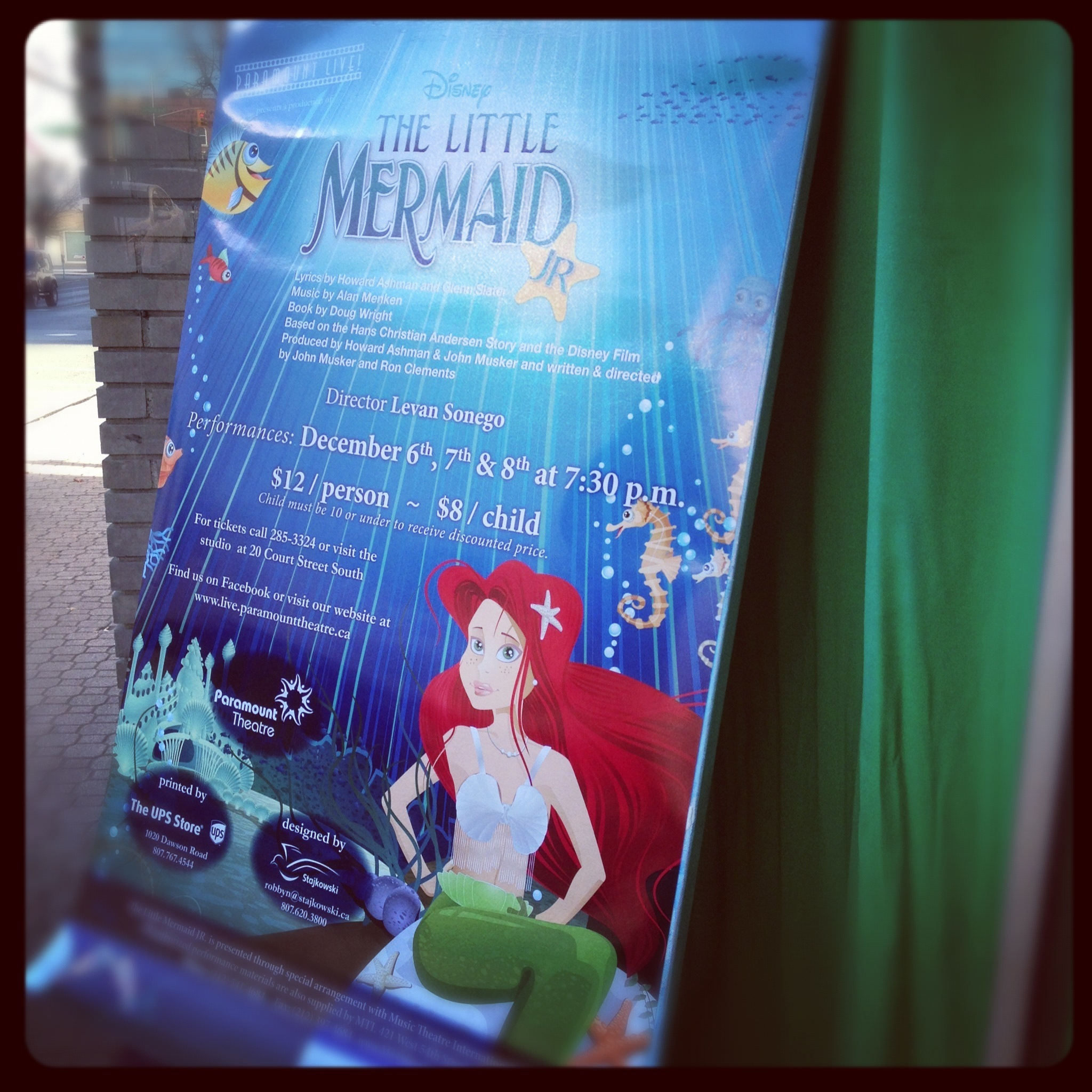 Paramount Live Presents: The Little Mermaid