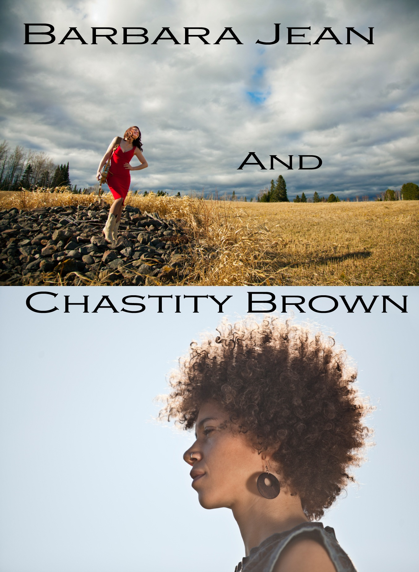 Barbara Jean & Chastity Brown March 2