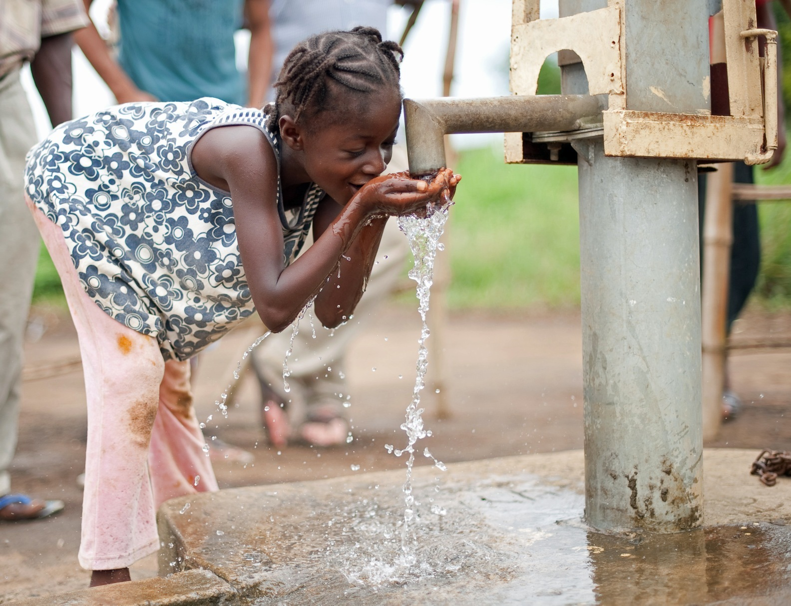 World Water Day 2013 – Cooperation for Peace, Prosperity and Sustainable Development