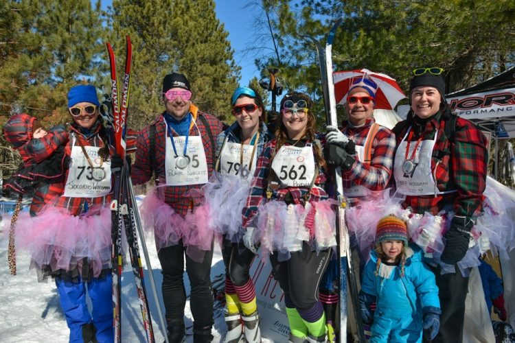The 2013 Sleeping Giant Loppet Retro Awards