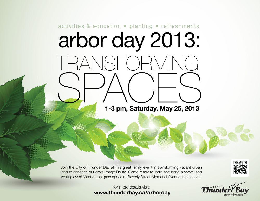 Arbor Day 2013