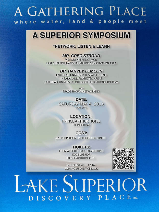 Lake Superior Symposium: May 4