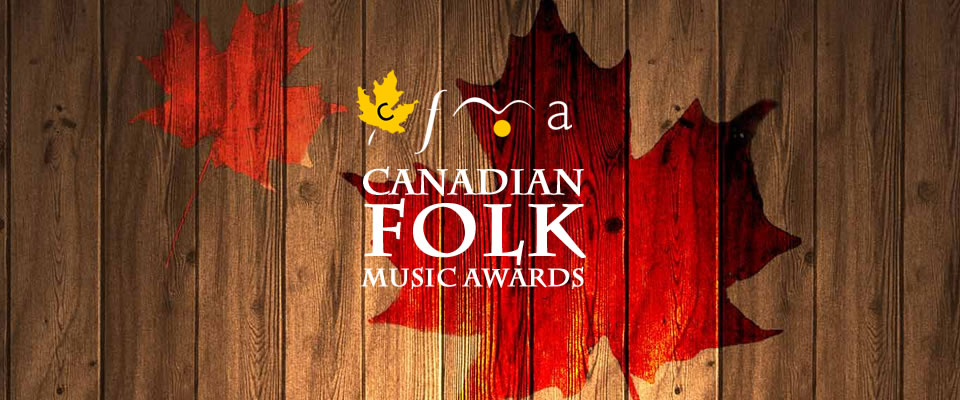 Canadian Folk Music Awards Nominees Announced