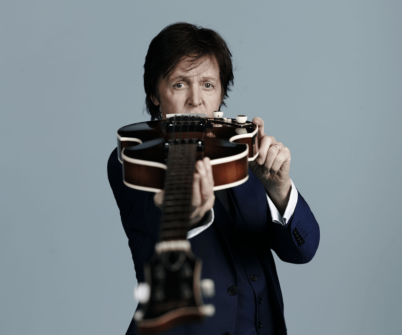 New Music from Sir Paul
