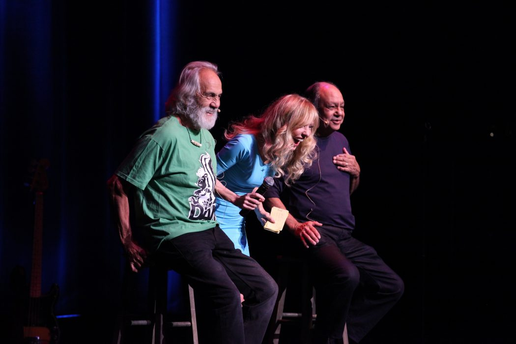 Cheech & Chong Comedy Tour Photos
