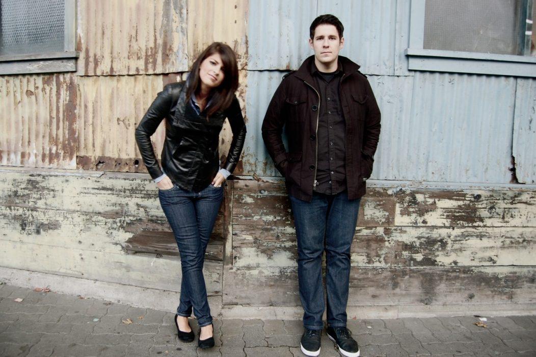 Vancouver-based Duo Dear Rouge at Crocks, November 15