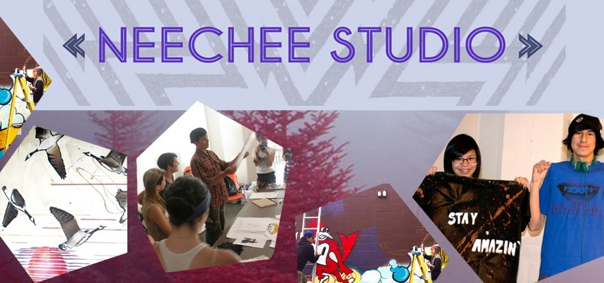 Neechee Studio-banner for site
