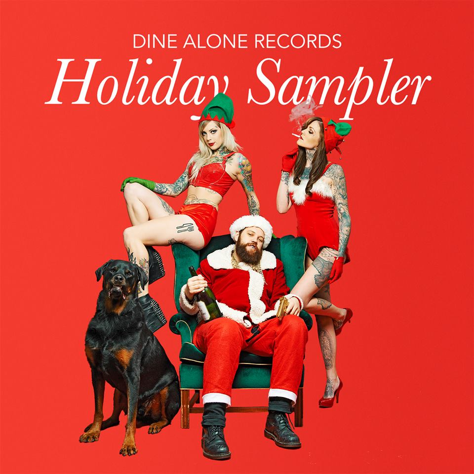 Dine Alone Records Celebrates the Holidays with Free Sampler