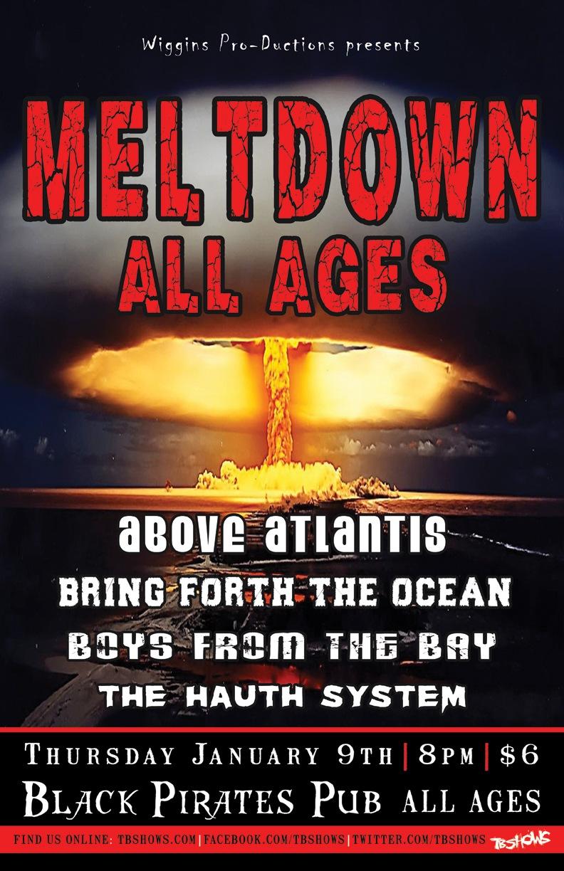 Countdown to Total Meltdown