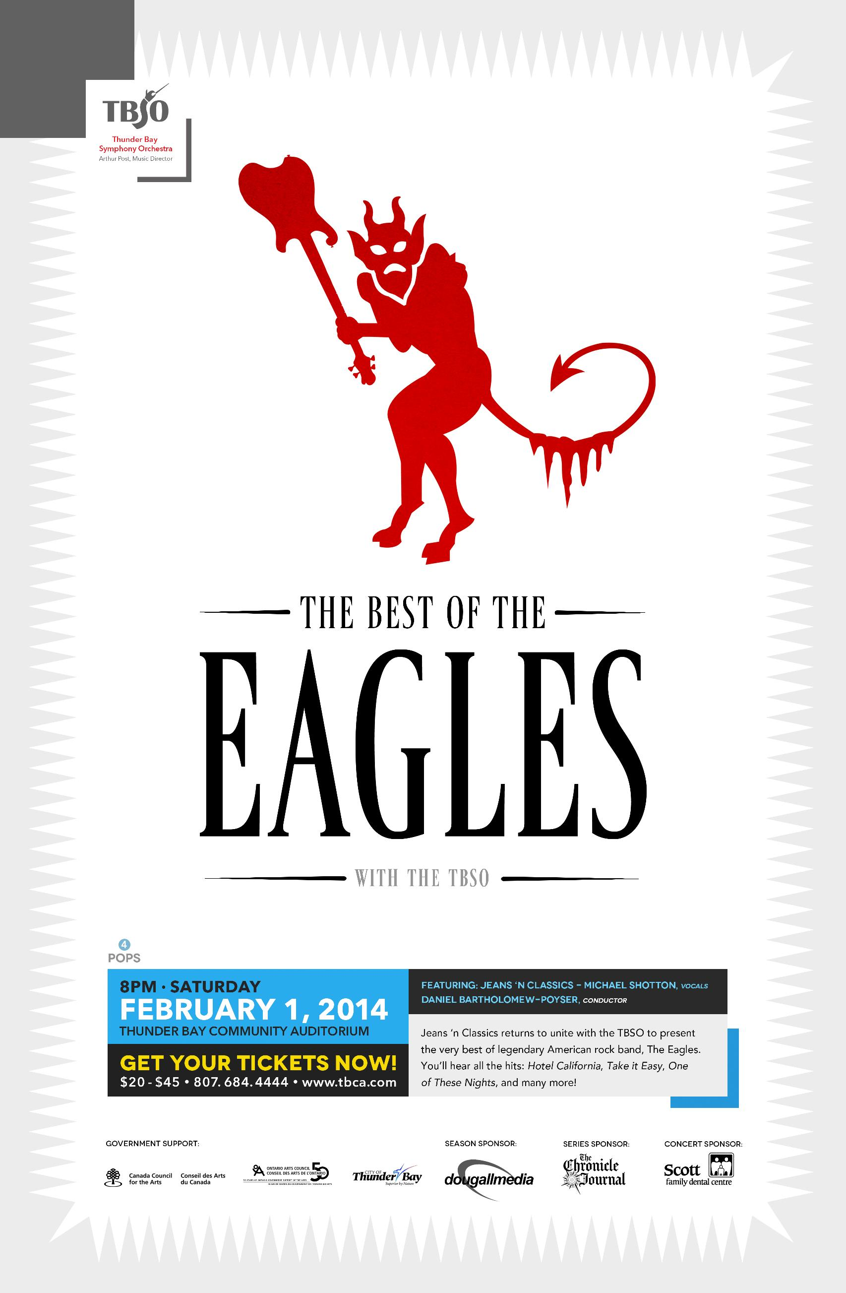The Best of the Eagles – Classic Rock Meets Orchestra