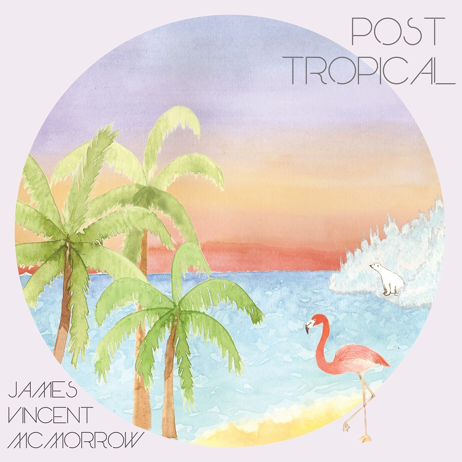 Post Tropical – James Vincent McMorrow