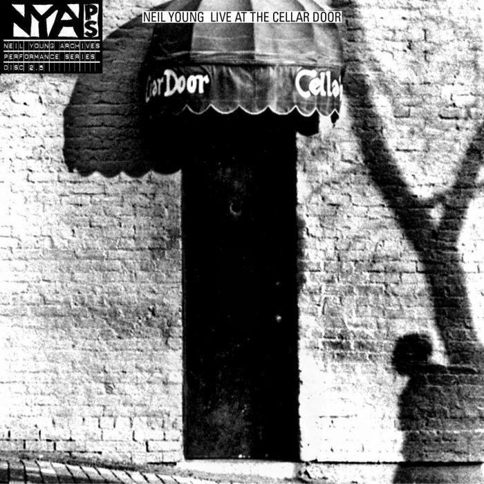 Live at the Cellar Door – Neil Young