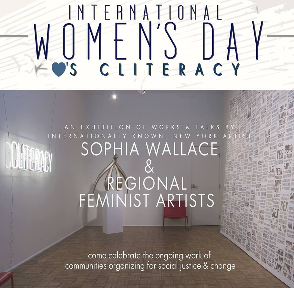 Celebrate International Women's Day with Art at DefSup!