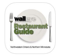The Walleye Restaurant Guide App