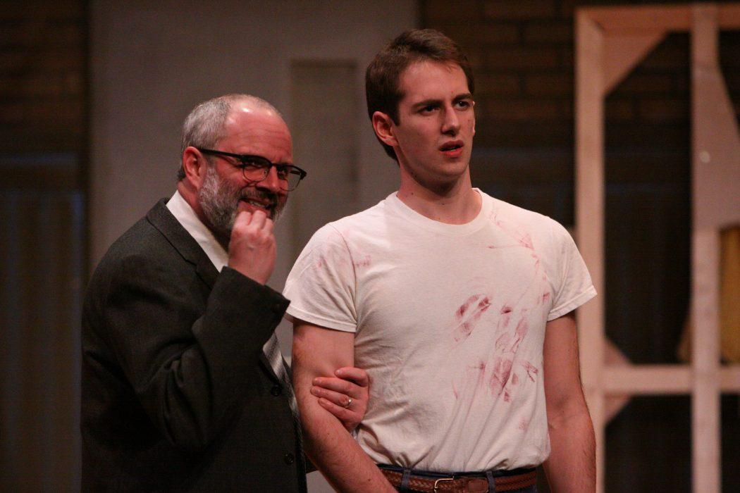 Visceral and Vivid: Magnus Theatre Presents Red