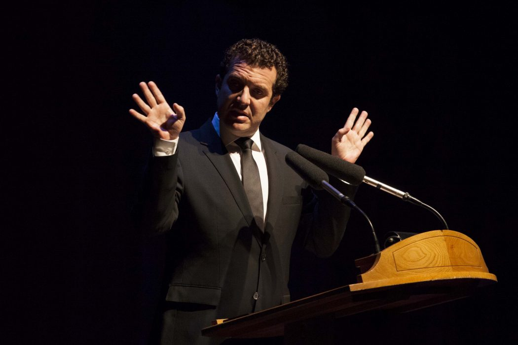 Rick Mercer Brings His Rant to TBay