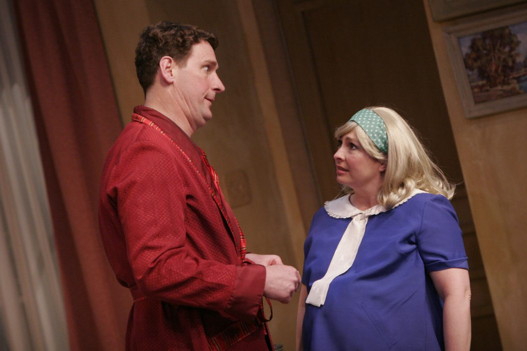 A Theatrical Classic On Stage at Magnus: Same Time, Next Year