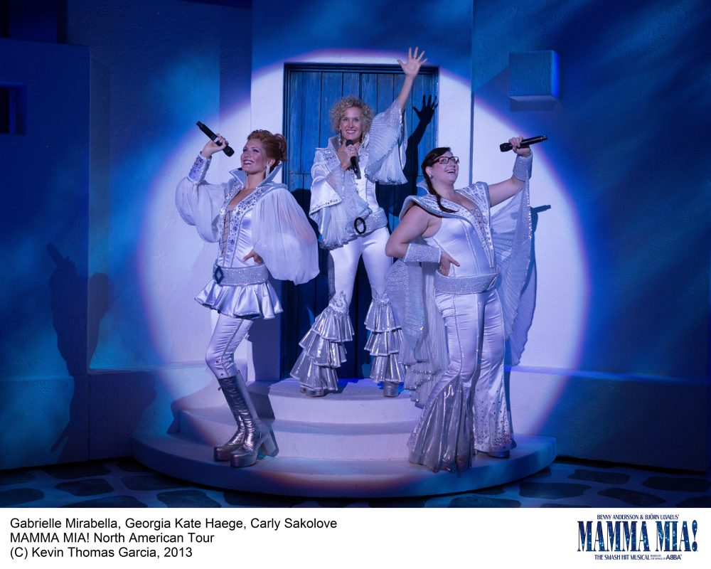 """I Have a Dream. A Song to Sing…"" Mamma Mia! Returns to the TBCA"
