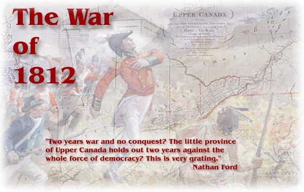 an analysis of the significance of the war of 1812 for canada Fort henry ceremony honours national significance of the war of national significance of war of 1812 sites and monuments board of canada.