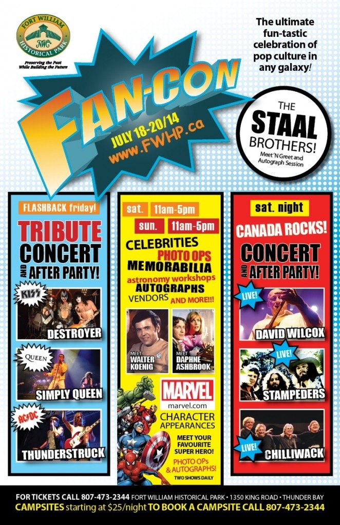 2014 FAN-CON FESTIVAL
