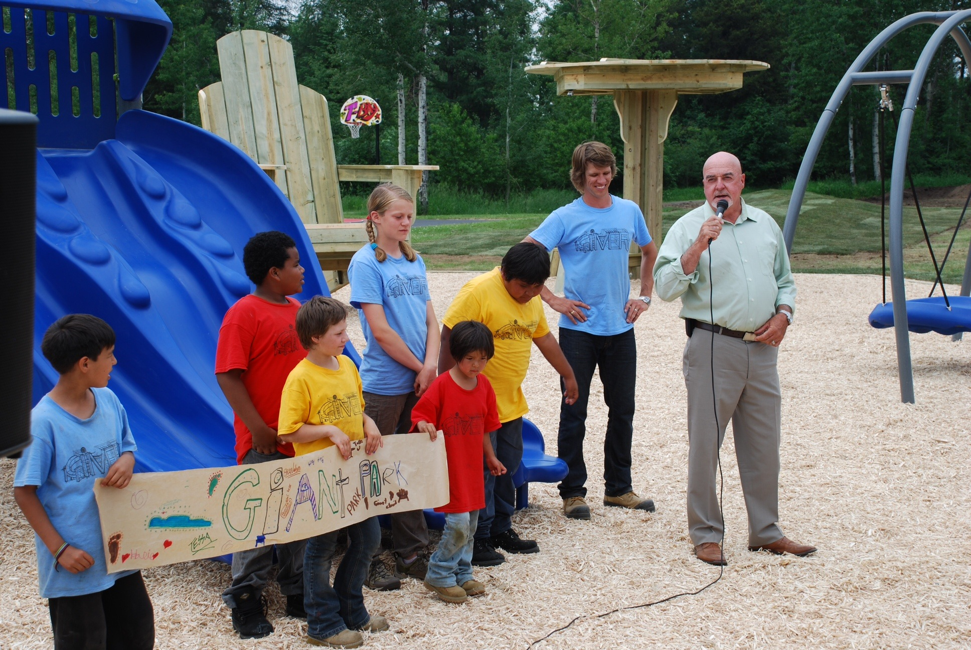 Youth Led Transformation of Picton Park Featured on TVO