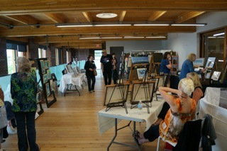2nd Annual Waterfront Art Sale