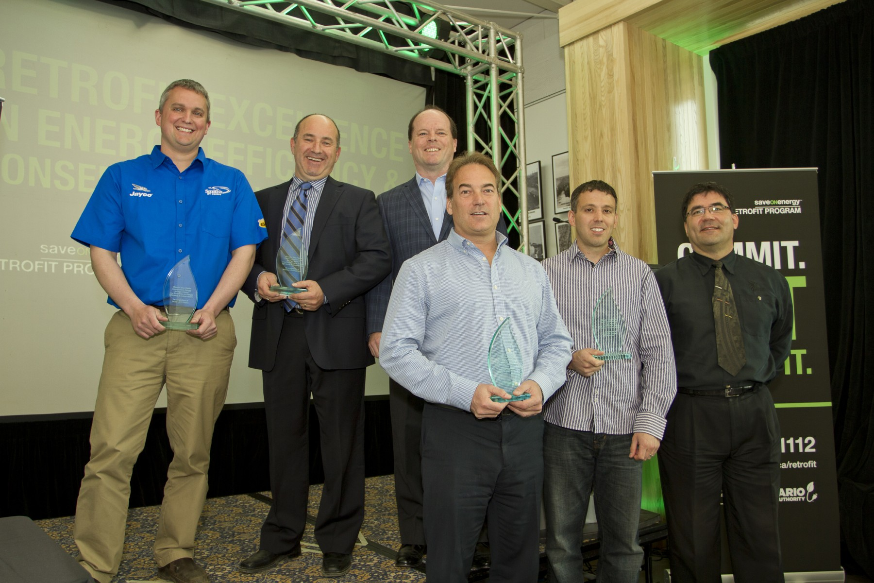 Saving Energy and Money: Local Businesses Get RETROFIT and Get Awarded