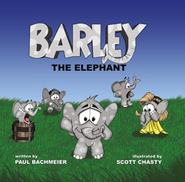 A Spotted-Elephant Invasion: Local Author Launches New Children's Book