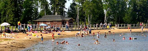 Outdoor Pools and Public Beaches Opening for Season