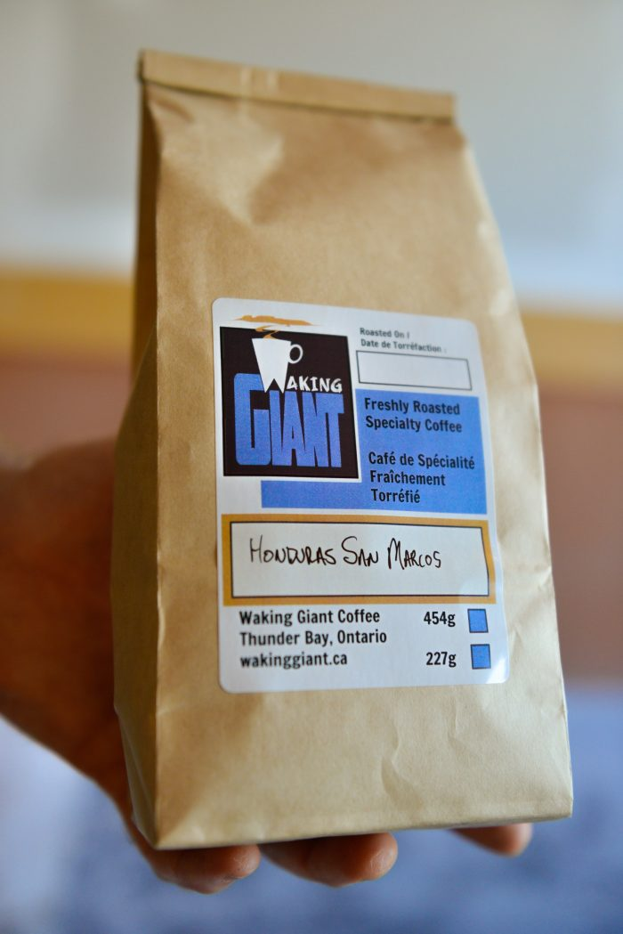 Waking Giant Coffee: A New Brew in a New Location
