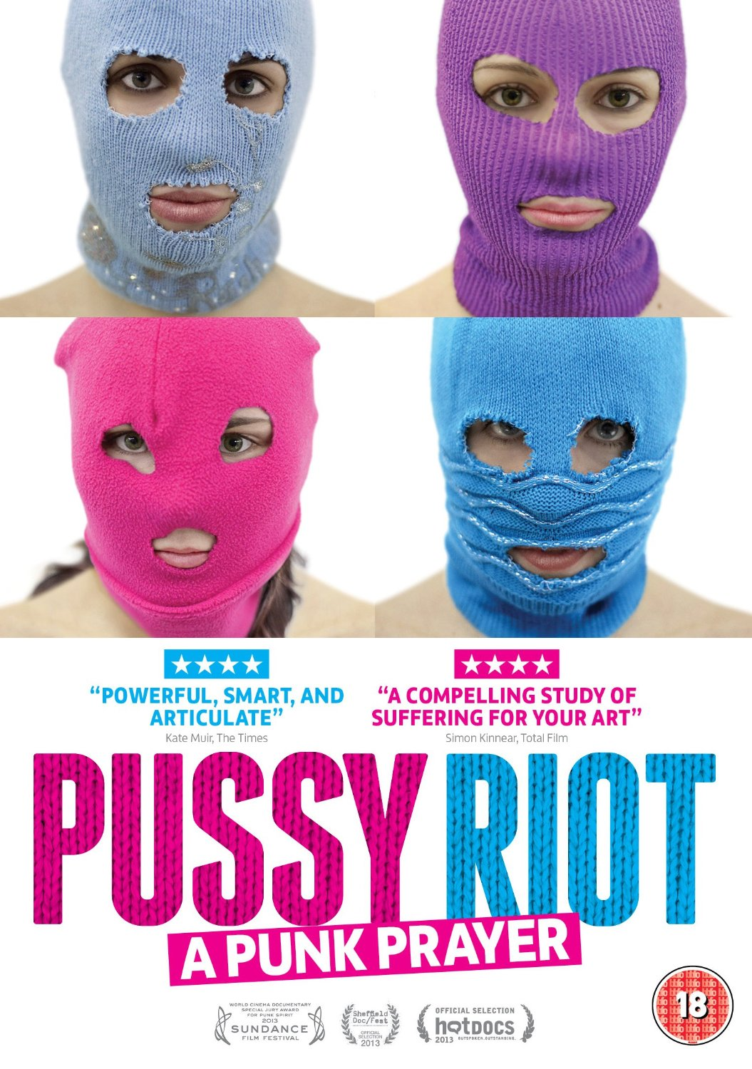 Pussy Riot: A Punk Prayer – Directed by Mike Lerner and Maxim Pozdorovkin