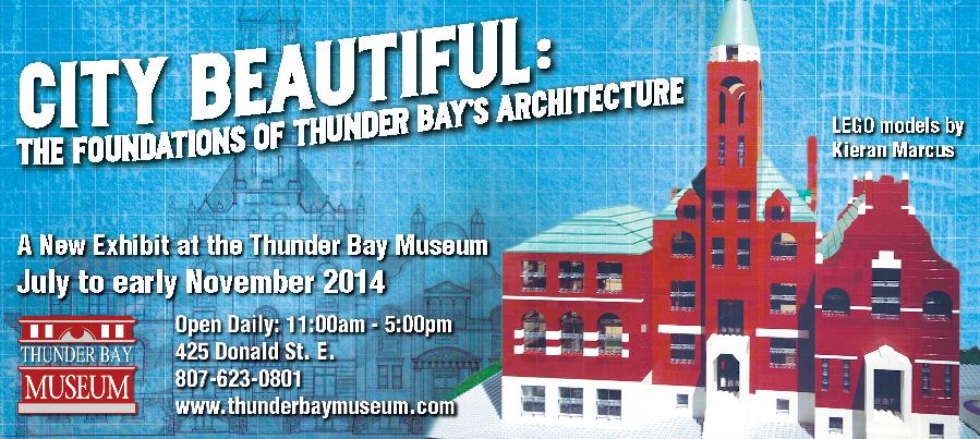City Beautiful: The Foundations of Thunder Bay's Architecture