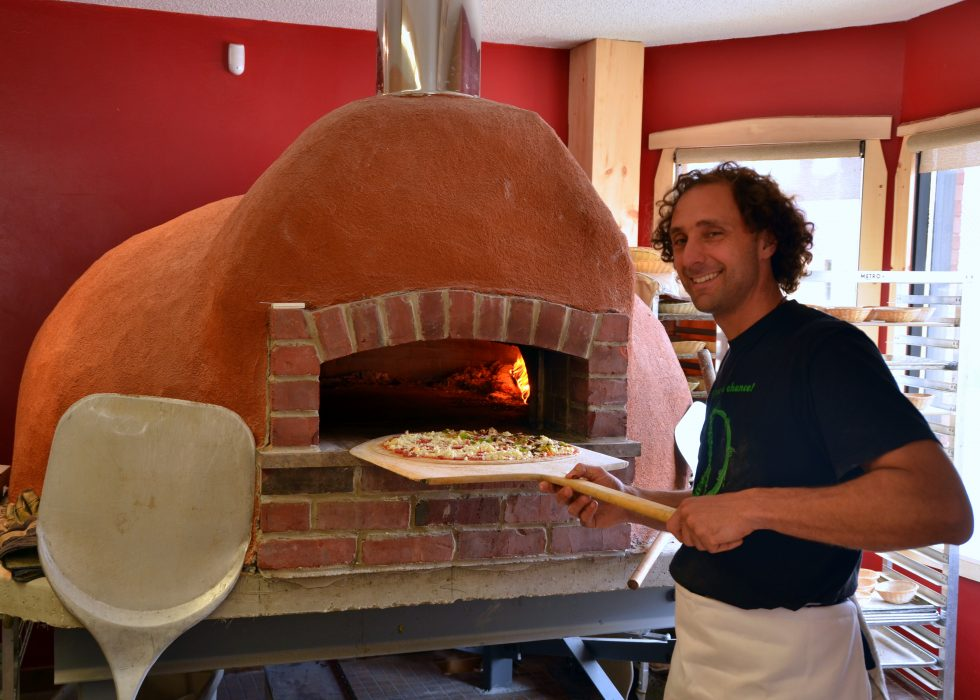 A Wood-Fired Pizzeria: Food Doesn't Get Much Better Than This