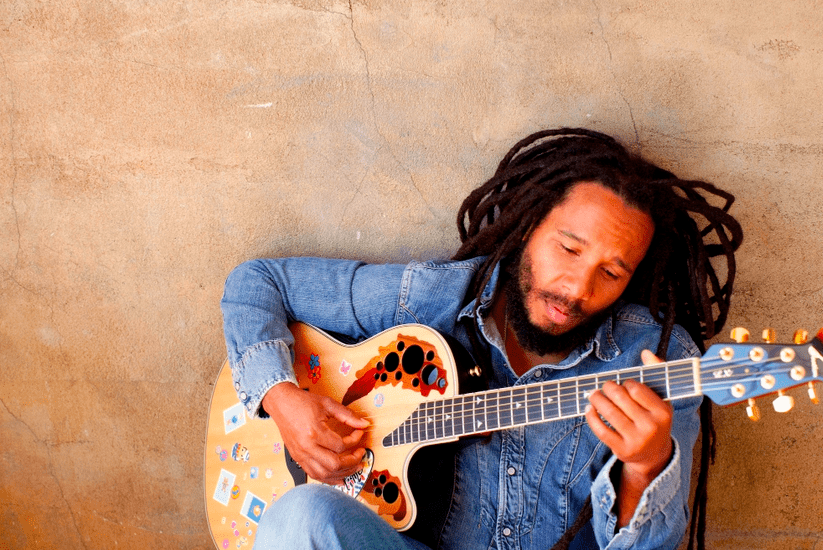 Ziggy Marley @ the TBCA